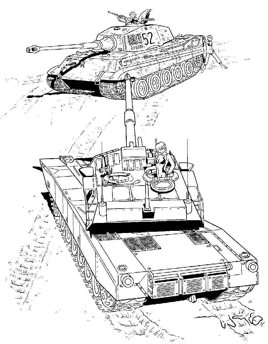 tank out of timetaralwayne on deviantart