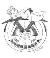 Rocky Halloween by TaralWayne