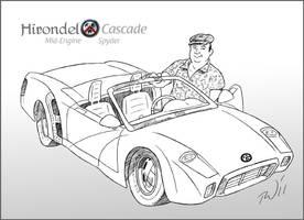 Hirondel Cascade Spyder