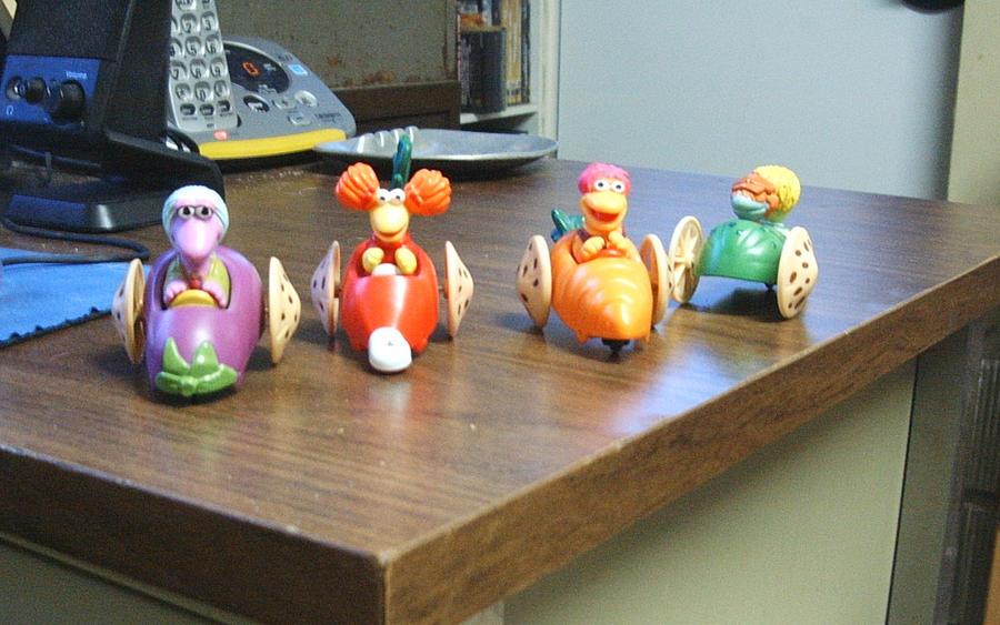 Fraggle Toys 2 by TaralWayne
