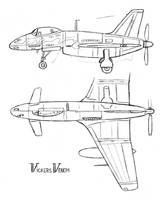 Vickers Venom by TaralWayne