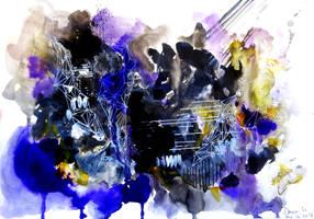 Blue Death by Dana-Krystle