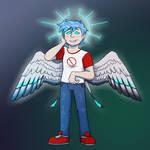 [FNF] Nephilim Boyfriend