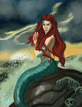 Ariel for Mermay by Lolx46