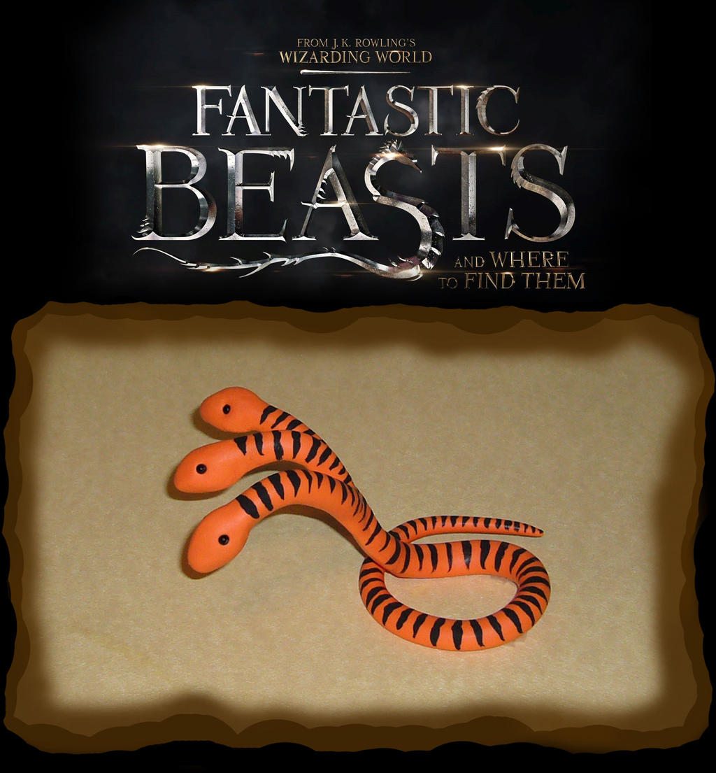 Runespoor Harry Potter