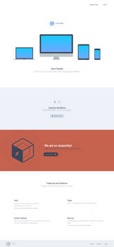 BoxyChat - Website homepage