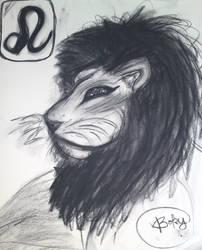 The Zodiac: Leo by bokystroki