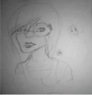 Goggles .:Self-Portrait:.