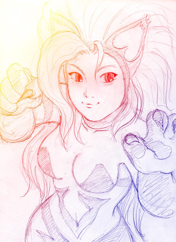 felicia by rinamaharani123
