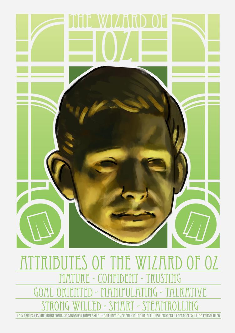 the wizard of oz by SylvesterHansen