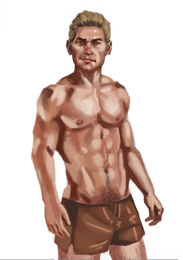 Sexy Cullen by SylvesterHansen