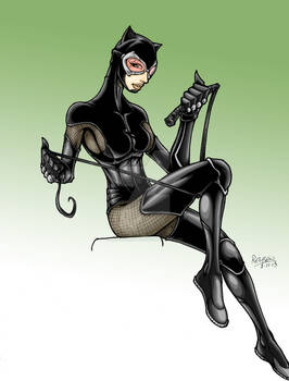 Catwoman 13