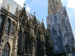 St. Stephen's Cathedral by UkoDragon