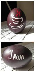 Java easter egg by UkoDragon