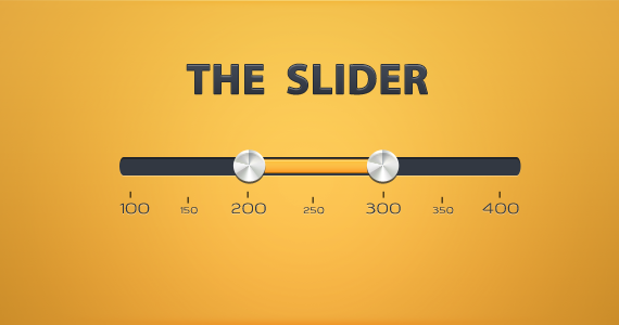 Web Slider PSD by cm96