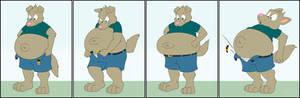 -COMIC- Pepper's Belt Problems