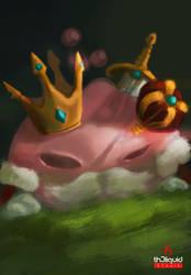 King Poring by Th3Liquid