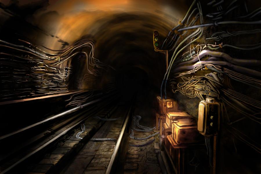 Underground by Delhar