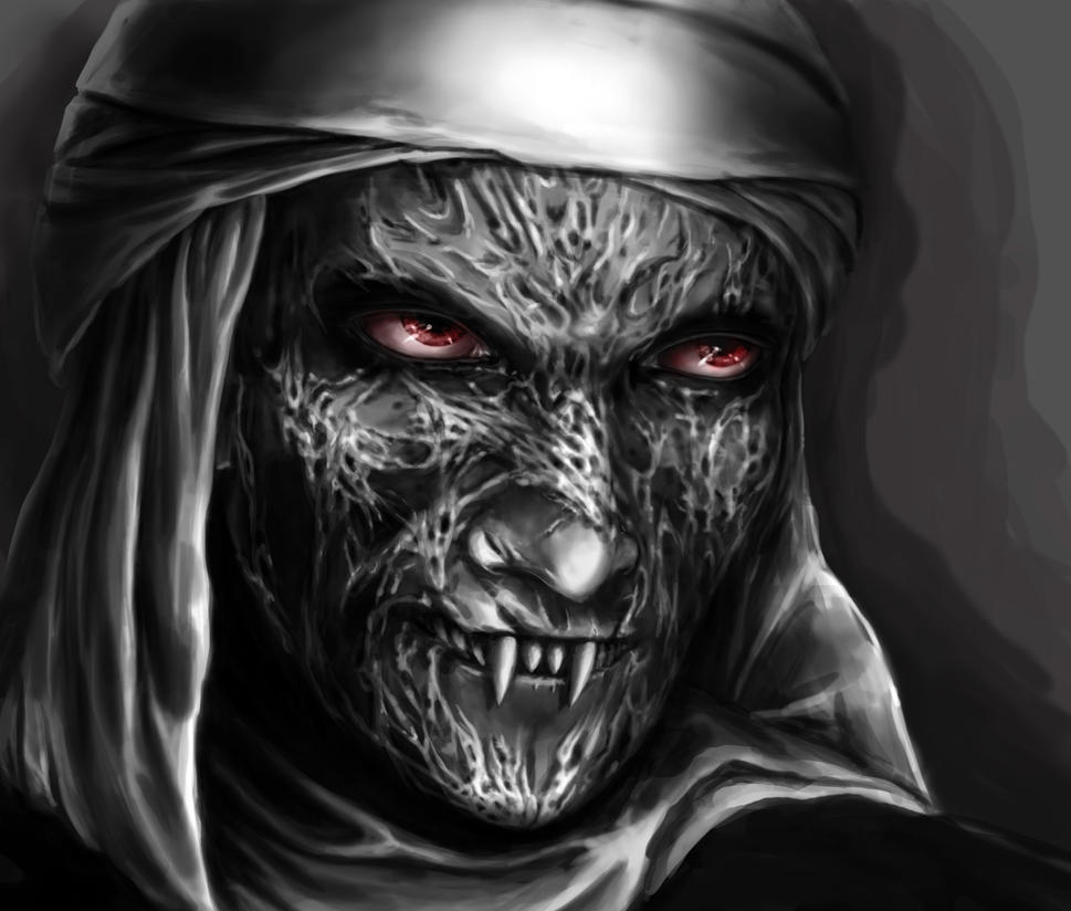Khalid al-Rashid, Nosferatu by Delhar