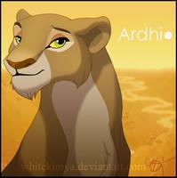 Ardhi Portrait by WhiteKimya