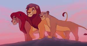 Night Pride Siblings