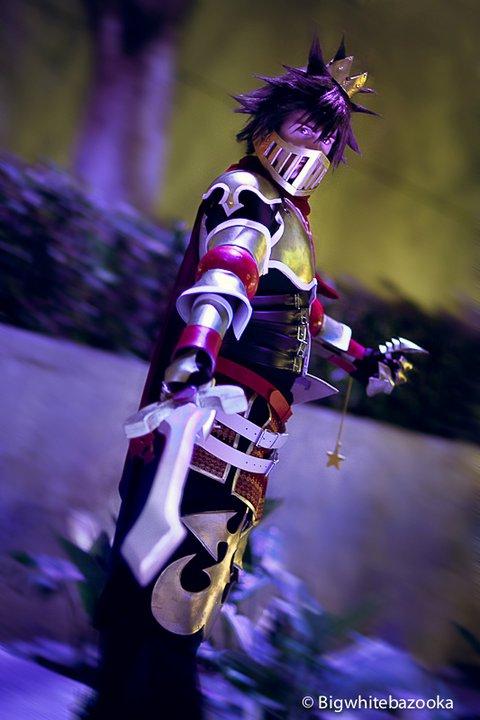 Knight Sora by Courto