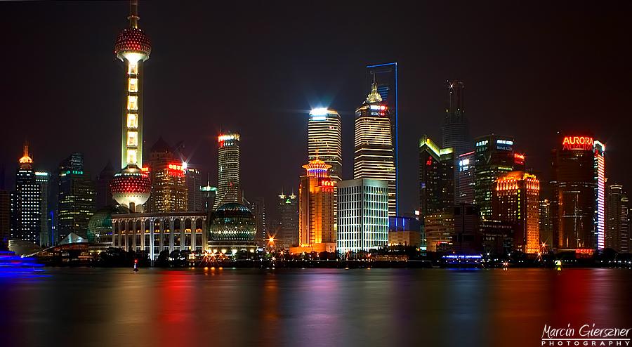 Shanghai by yonashek