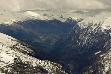 The Alps by yonashek