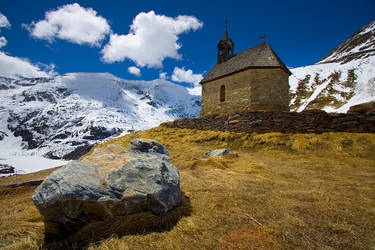 The Chapel by yonashek