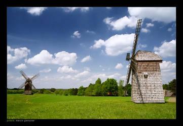 The Cloudmills... by yonashek