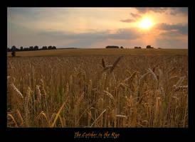 The Catcher in the Rye by yonashek
