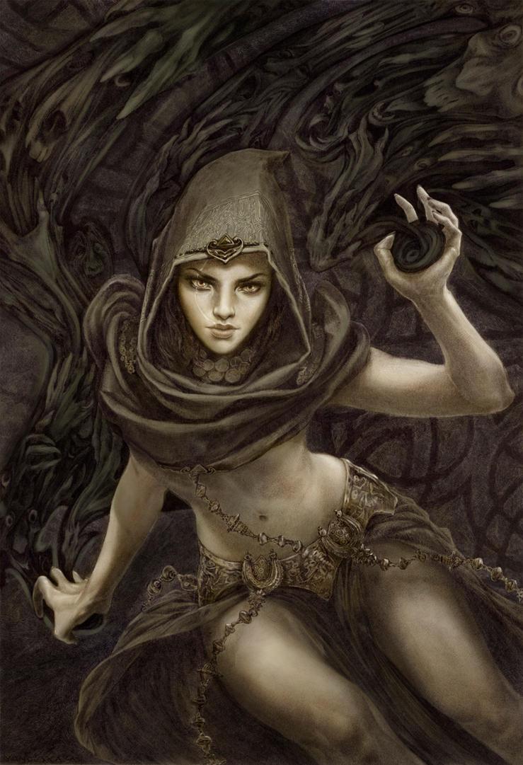 Black Magic by Ryer-Ord-Star