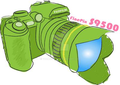 my camera by yadamonje
