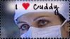 I Love Cuddy Stamp by jmylee