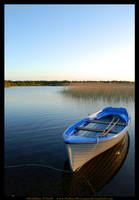Lake Derragh, Ireland II by fluffyvolkswagen