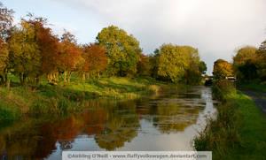 Ireland In Autumn by fluffyvolkswagen