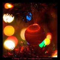 Christmas Bokeh by fluffyvolkswagen