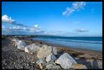 Garryvoe Beach, Cork, Ireland