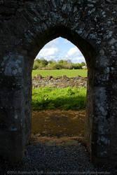 Abbeyshrule Abbey Arch