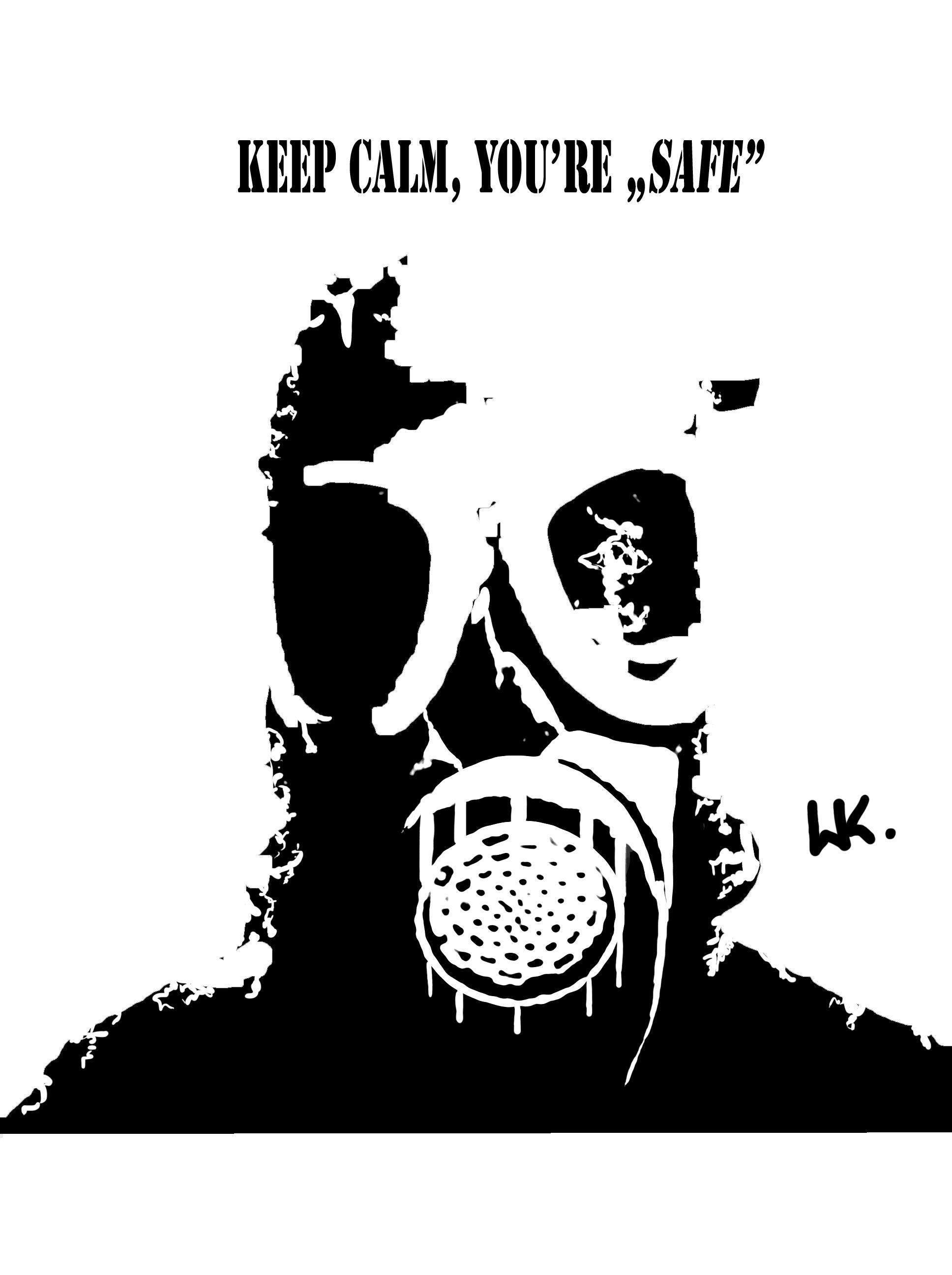 keep calm stencil by warkidpl on deviantart