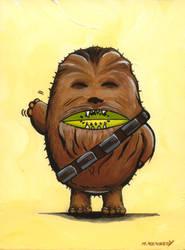 Chewie Kiwifruit by Kung-Fu-Kiwifruit