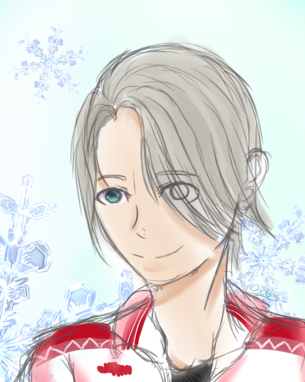 Victor by wolfdrawing2