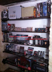 My Resident evil collection (March 2013)