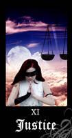 NuN Tarot : Justice