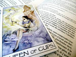 Queen of Cups - Writing