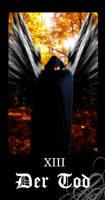 NuN Tarot : Der Tod by Khalija