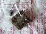 Pendulum Pouch Crystal Forest