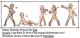 Nudes Set One by Kalorian