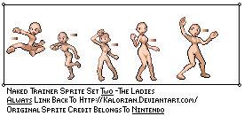 Set Two - The Ladies