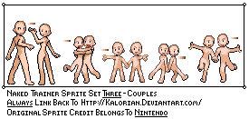 Set Three - Couples
